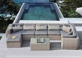 canapé balcon pas cher en rotin jardin canapé meubles de jardin grossistes