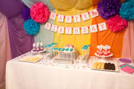 my pony party ideas guest party my pony fourth birthday party