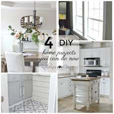 diy home 4 diy home projects you can do now katherines corner