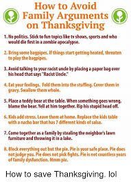 how to avoid family arguments on thanksgiving 1 no politics stick to