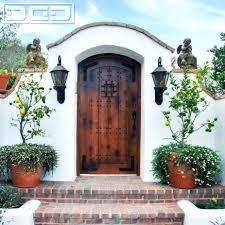 front doors door ideas wrought iron door security grilles design
