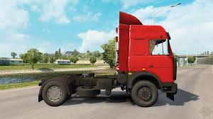 maz car 5432 v5 04 for euro truck simulator 2