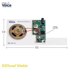 recordable cards recordable sound module insert for diy audi cards voice chip