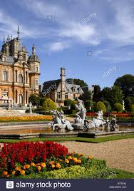 exterior of waddesdon manor aylesbury oxfordshire the national