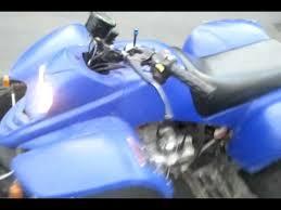 smc ram quadzilla 170cc quad bike kev youtube