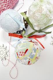 best 10 diy ornaments for your tree top inspired