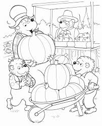 download coloring pages berenstain bears coloring pages