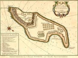 Map Of West Indies L Isle De Gore Schley 1772 Jpg