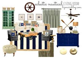 Nautical Lamps Furniture Beauteous Coastal Living Room Ideas And Dining