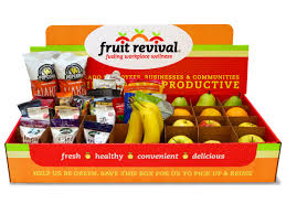 office fruit delivery combination fruit snack one time office delivery fruit revival