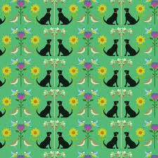 cat wrapping paper recycled wrapping paper by vickysworld