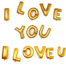 balloon decorations mylar number letter letters numbers foil balloon gold 1pcs party supplies malaysia