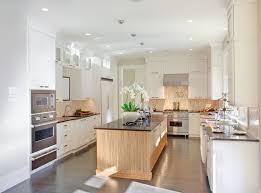 u shaped kitchen layout with island beautiful white u shaped kitchen designs with wooden kitchen