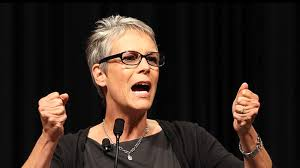 jamie lee curtis haircut back view when i wanted my hair cut like jamie lee curtis or judi dench it