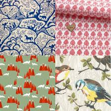 fabric friday mollie makes