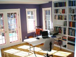 Home Office Paint Colors Blue Office Design44 300x240 Colors For Interior Office Walls