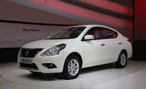 nissan sunny white nissan sunny facelift reviews prices ratings with various photos