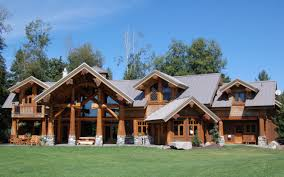 Log Houses Plans by Post And Beam Homes By Precisioncraft House Plans Canada Log Home