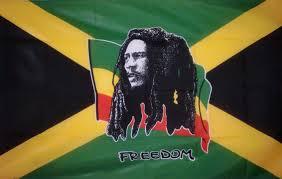 Rasta Flags Bob Marley Jamaica Freedom 5 X 3 Flag
