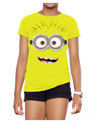 Minion T Shirts For Adults Despicable Me Costume Ideas For