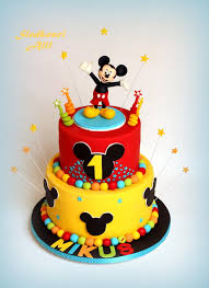 mickey mouse cake by alll cakes u0026 cake decorating daily