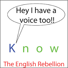 the anon bloggers an english rebellion silent letters