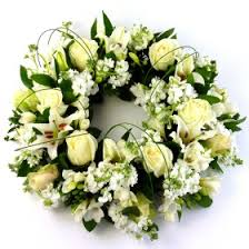 Traditional Funeral Flower - funeral flowers isle of man florist robinson u0027s flowers