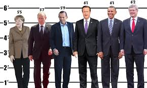 picture height g20 world leaders height revealed in infographic daily mail online