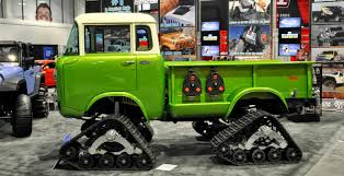 jeep forward control truck or tank