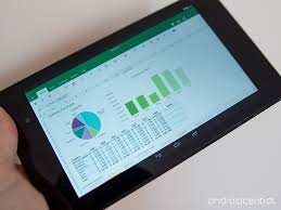 Spreadsheet App For Android Tablet Microsoft Office For Android Tablets Now Available In Open Preview