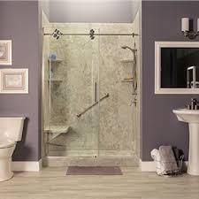 roll in showers easy access showers luxury bath