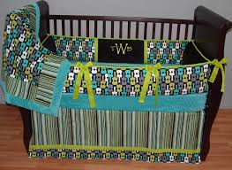 teal crib bedding set wilson baby bedding 2321 315 00 modpeapod we make custom