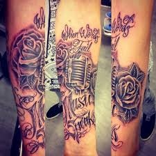 100 charming music tattoo designs 2017 collection part 5