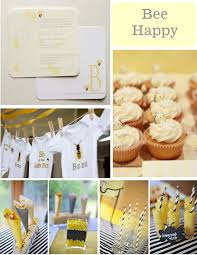 bumble bee baby shower theme bumble bee baby shower
