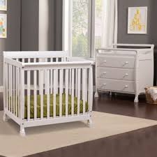 Da Vinci Emily Mini Crib by Mini Crib With Changing Table Shelby Knox