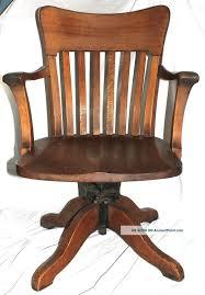 Wooden Desks For Sale Vtg Early 1900 U0027 S Milwaukee Chair Wooden Industrial Office Desk