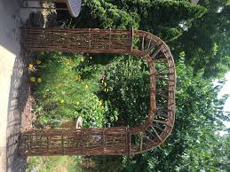 wedding arch grapevine grapevine arch the c
