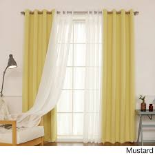 White Darkening Curtains Curtain Curtains And Drapes 108 Inch Curtains Target Blackout