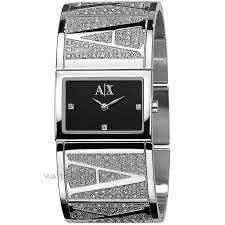 armani silver bracelet ladies images 22 best armani exchange images female watches jpg
