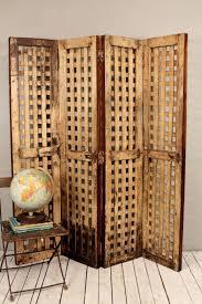 4 panel room divider room dividers design tranquility wooden shutter screen divider 4