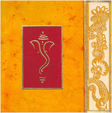 ganesh wedding invitations why are wedding cards important in indian weddings