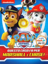 image paw patrol marshall chase case dvd italy jpg