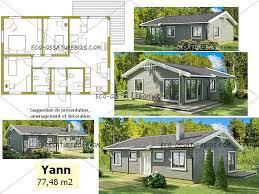 plan maison 100m2 3 chambres nos modeles