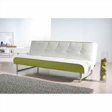 Klik Klak Sofa Bed Furniture Klik Klak Sofa New Black Or Cotton Canvas Fabric