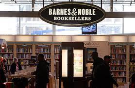as borders closes bookshops rival barnes noble survives time