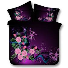 King Size Bed Cover Measurements Compare Prices On King Size Butterfly Bedding Online Shopping Buy
