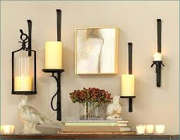 Candle Holder Wall Sconces Wall Mount Candle Holder Sconce Set For Candle Lovers Trends4us Com