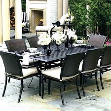 Aluminum Patio Dining Table Outside Dining Chairs Beautiful Aluminum Outdoor Dining Chairs