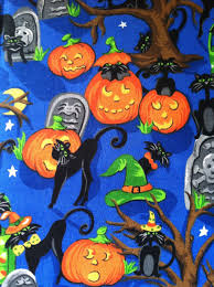 halloween fabric on sale halloween cotton fabric sale pumpkin black cat halloween farbic