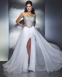 beaded long prom dress ball gown formal evening party wedding